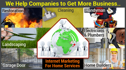 Internet Marketing For Home Service Businesses