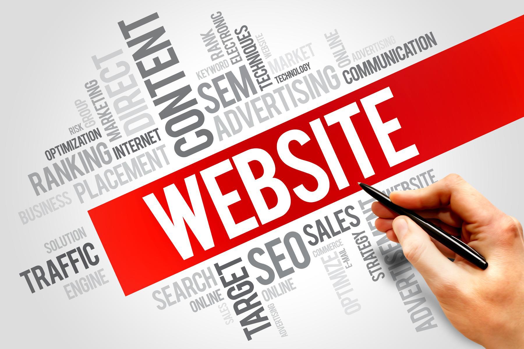 Key Website Ingredients