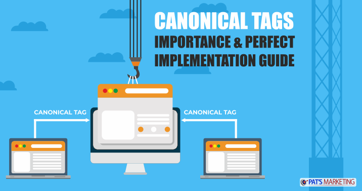 Importance & implementation of canonical tags