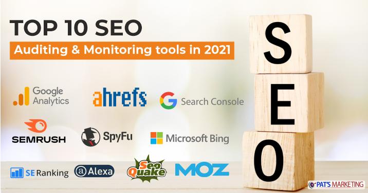 SEO Audit & Monitoring Tools