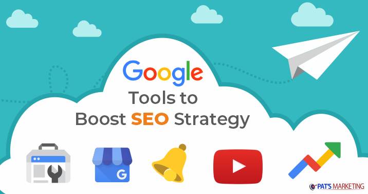 Google tools to boost your SEO strategy